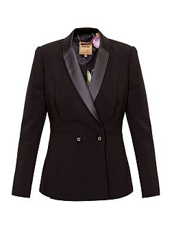 Leotaa Double Breasted Tux Blazer