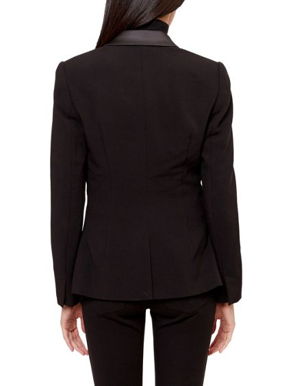 Ted Baker Leotaa Double Breasted Tux Blazer