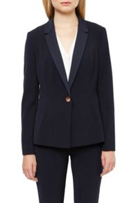 Ted Baker Zizij Ottoman Single Button Blazer