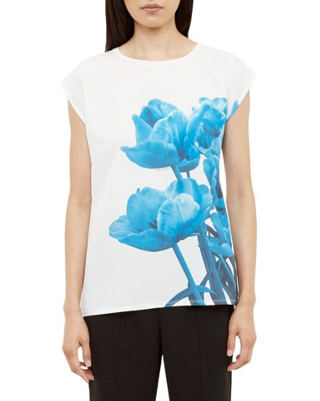 Ted Baker Jee Blue Beauty T-Shirt