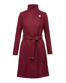 Ted Baker Aurore Long Wrap Coat