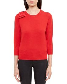 Ted Baker Callah Oversized Bow Sweater