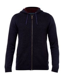 Ted Baker Rider Knitted hoodie