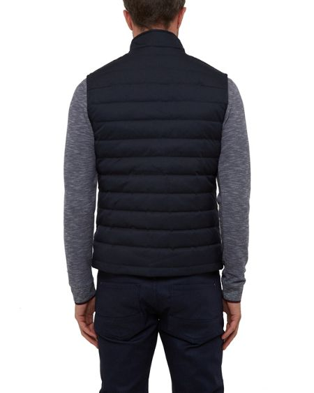 Ted Baker Dylan Quilted down filled gilet