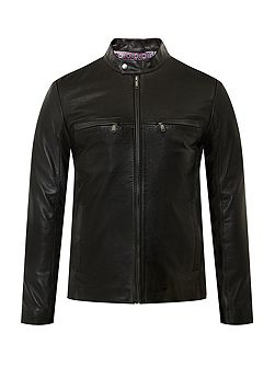 Pablo Leather jacket