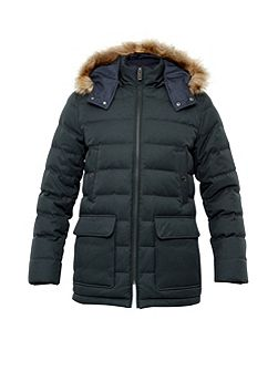 Norway Down Filled Parka