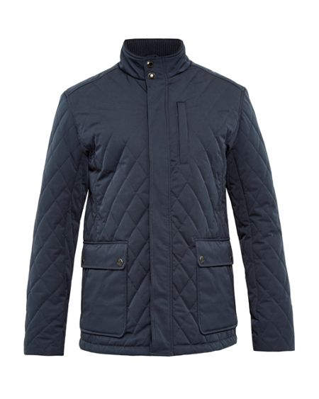 Ted Baker Palmer Quilted jacket