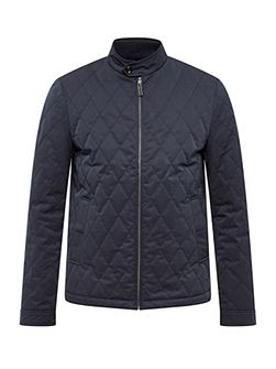 Noah Quilted short jacket