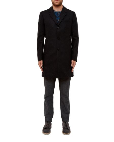 Ted Baker Jackson Mini design overcoat