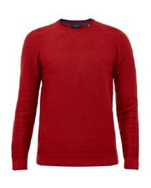 Ted Baker Traffik Twill Stitch Crew Neck Jumper