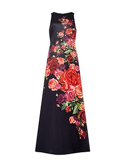Marico Juxtapose Rose Maxi Dress
