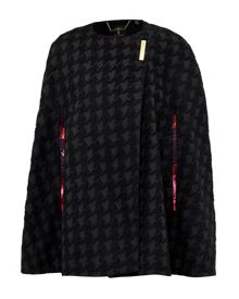Ted Baker Dannae Houndstooth Cape