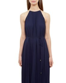 Ted Baker Hannaa Pleated Maxi Dress