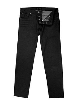 Stan Straight fit rinse wash jeans