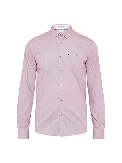 Allibon Micro Design Cotton Shirt