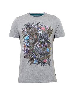 Fig Floral print T-shirt
