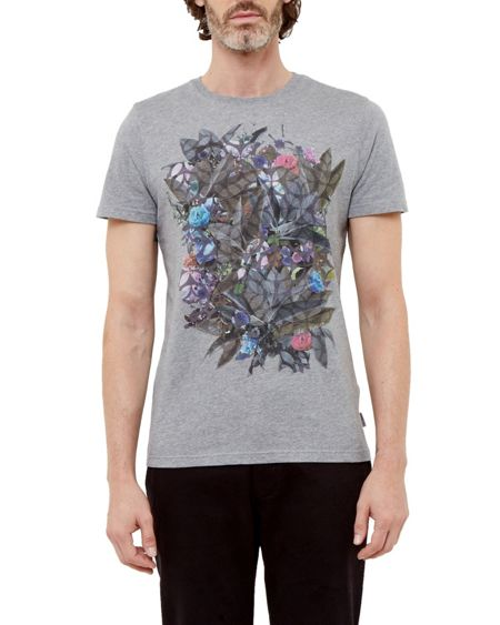 Ted Baker Fig Floral print T-shirt