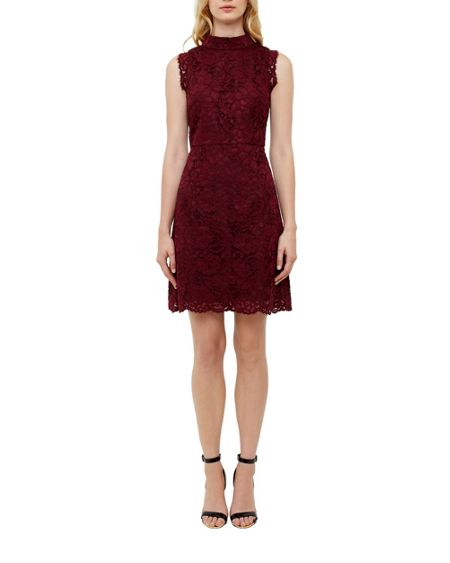 Ted Baker Latoya High Neck Lace Dress