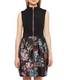 Ted Baker Keirly Antique Botanical Full Dress