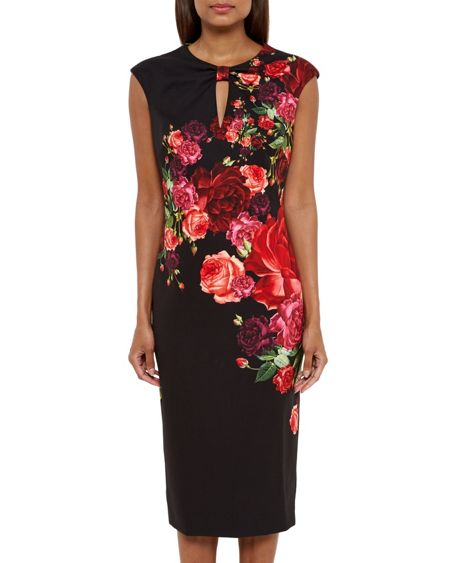 Ted Baker Mirrie Juxtapose Rose Dress
