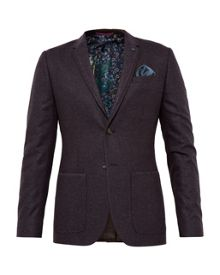 Ted Baker Clooney Diamond Design Jacket