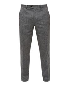 Ted Baker Linctro Herringbone trousers