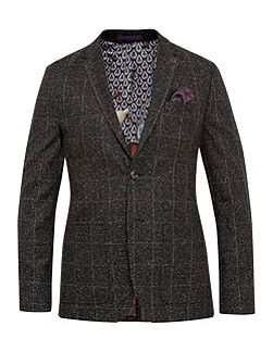 Connery Mouline check jacket
