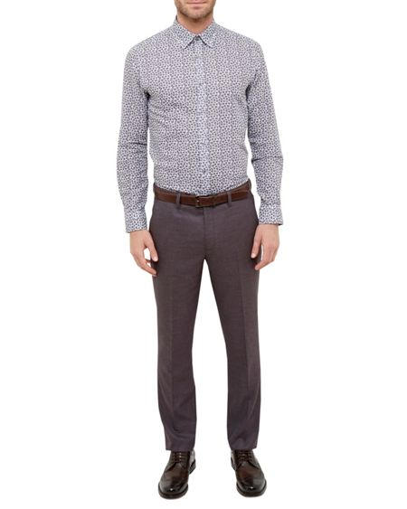 Ted Baker Cabtro Mini design trousers