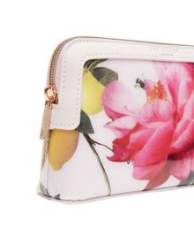 Ted Baker Thao Citrus Bloom Wash Bag