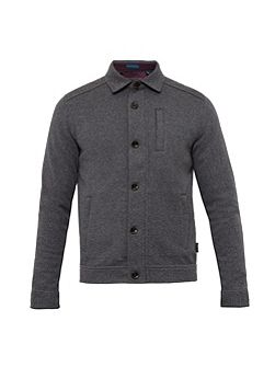 Andino Collared jersey jacket