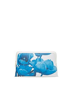 Telma Blue Beauty Large Wash Bag