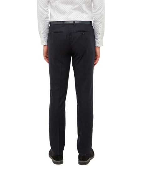 Ted Baker Clootro Diamond design trousers