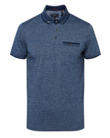 Ted Baker Sabino Oxford Polo Shirt