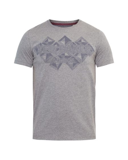 Ted Baker Lazaro Graphic branded T-shirt