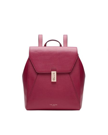 Ted Baker Ellenor Leather Backpack