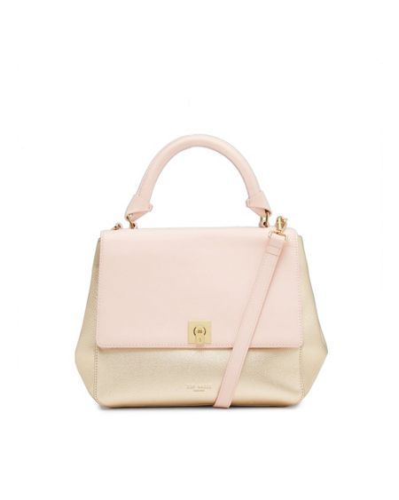 Ted Baker Chantel Leather Large Tote Bag