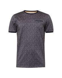Ted Baker Maso Woven cotton T-shirt