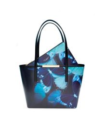 Ted Baker Abbylee Butterfly Collective small shopper bag
