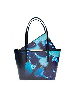 Abbylee Butterfly Collective small shopper bag