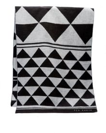 Ted Baker Randie Monochrome Patterned Scarf