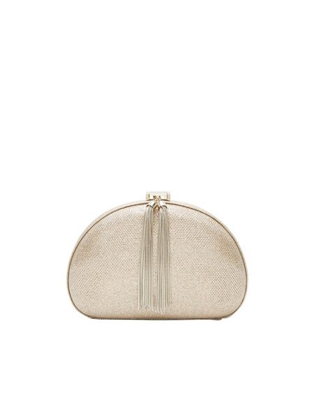Ted Baker Dovey Glittery Clutch Bag