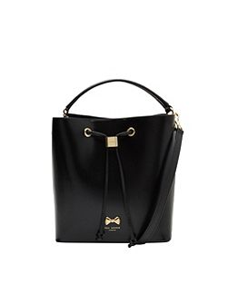 Adea Micro bow bucket bag