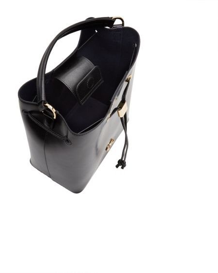 Ted Baker Adea Micro bow bucket bag