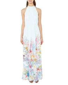 Ted Baker Hanging Gardens Maxi Dress