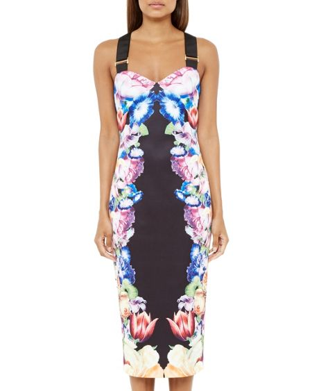 Ted Baker Deony Tapestry Flora Dress