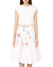 Ted Baker Glorii Hanging Gardens skirt dress