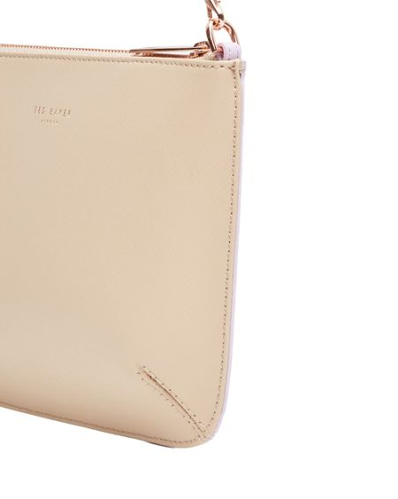 Ted Baker Becky cross body leather bag
