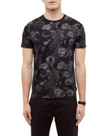 Ted Baker Carlo Floral print cotton T-shirt