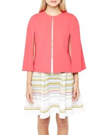 Ted Baker Gabrina Cropped cape