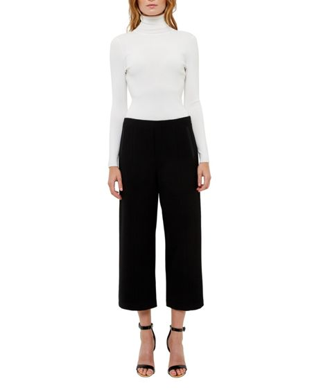 Ted Baker Taalit Textured culottes